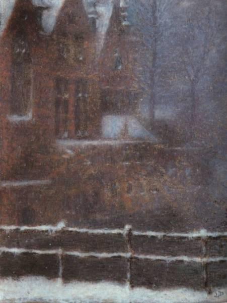 Bruges Snow Effect